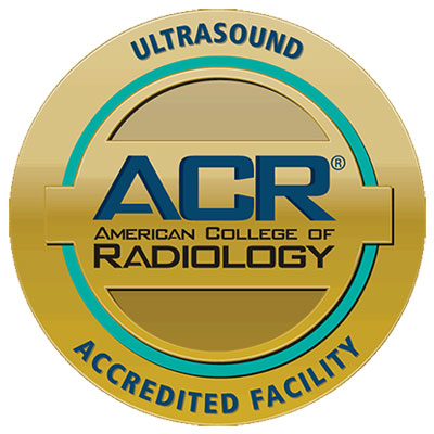 Ultrasound ACR Accredited Facility